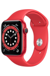 Apple Watch 6 Sport 44mm Red (M00M3NF/A)